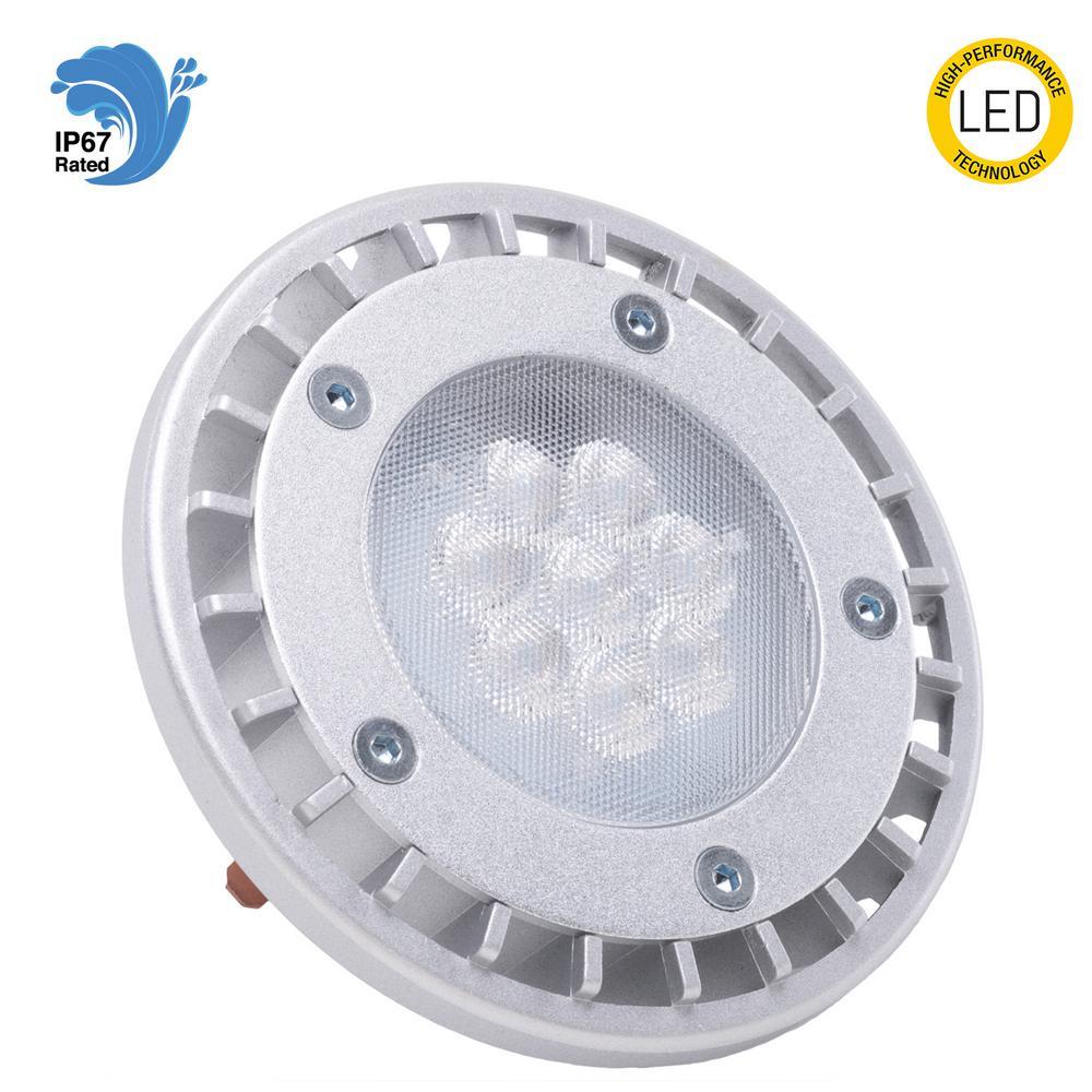 50W Equivalent Warm White PAR36 Dimmable LED Light Bulb