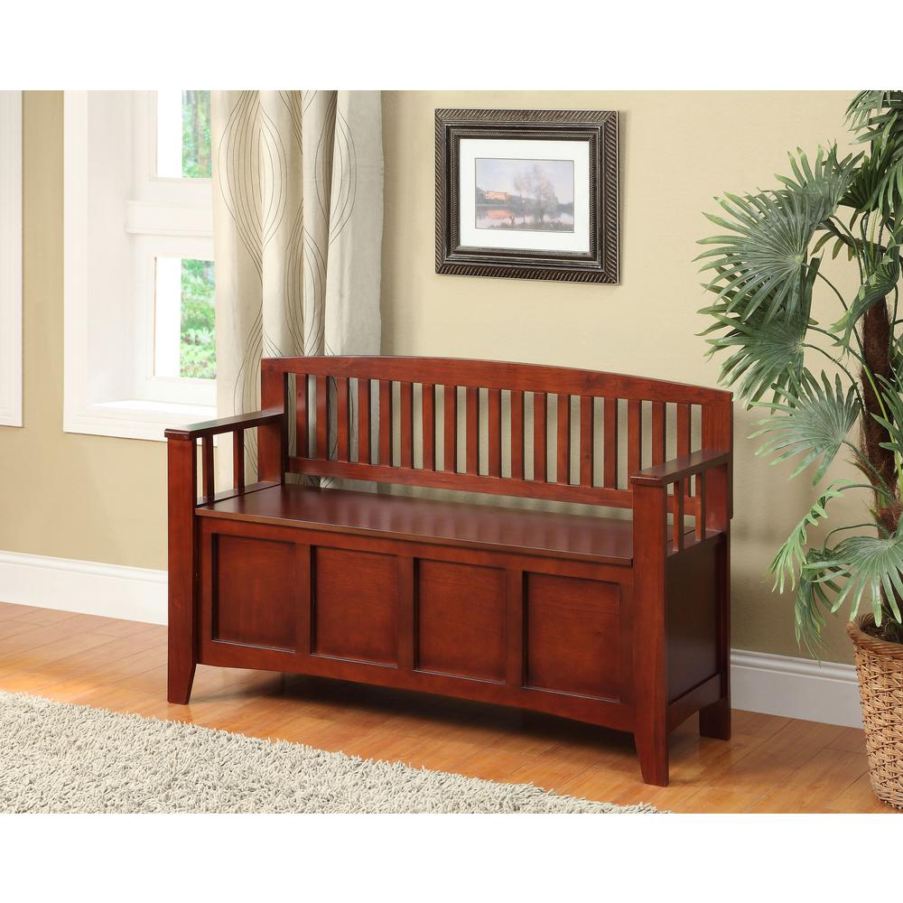 Entryway Benches Trunks Entryway Furniture The Home Depot
