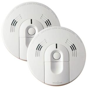 Kidde Intelligent Battery Operated Combination Smoke and Carbon Monoxide Alarm... by Kidde