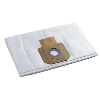 15.75 in. 14 Gal. Fleece Dust Extractor Bag