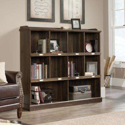Barrister Lane Iron Oak Cubbyhole Bookcase