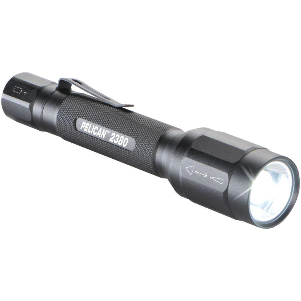 159-Lumens Tactical LED Flashlight