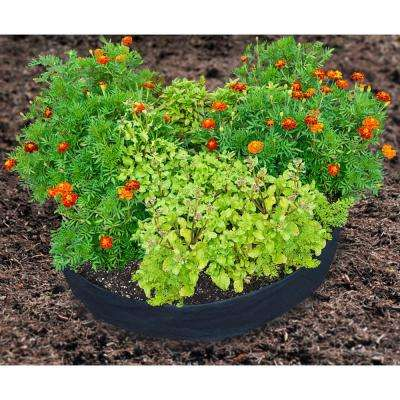 36 in. Dia Raised Bed Grow Tub