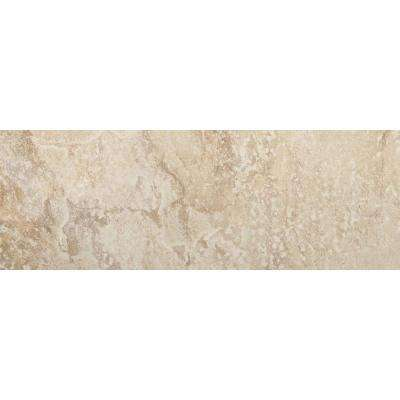 Bombay Arcot 3 in. x 13 in. Single Bullnose Porcelain Floor and Wall Tile