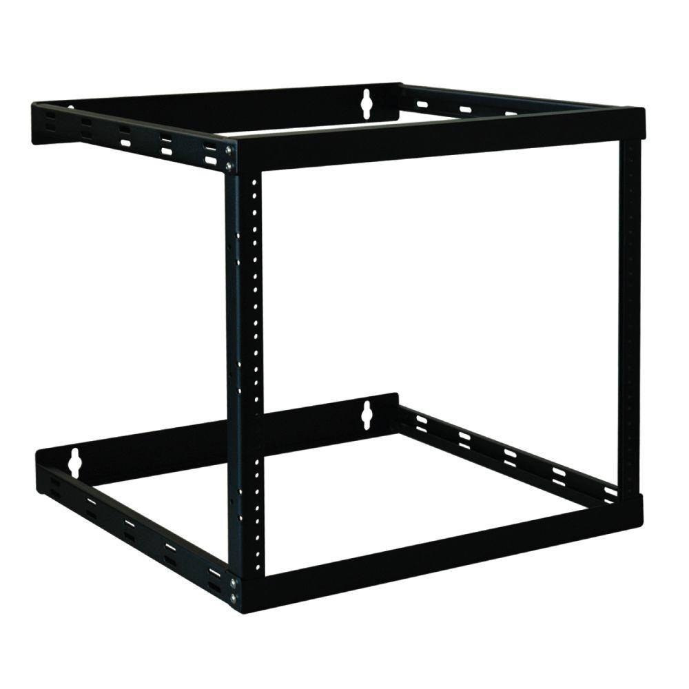 Tripp Lite Wall Mount 2-Post Open Frame Rack Cabinet 8U/14U/22U Wallmount