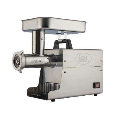 #12 0.75 HP SS Big Bite Meat Grinder