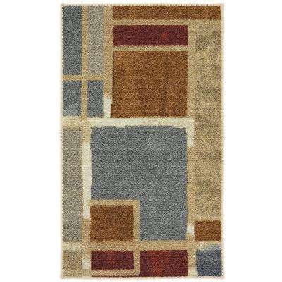 Regnar Multi 1.5 ft. x 2.5 ft. Area Rug