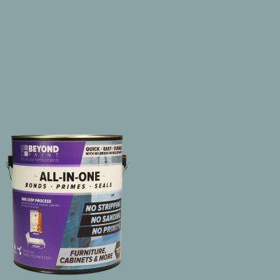 1 gal. Nantucket Furniture, Cabinets and More Multi-Surface All-in-One Refinishing Paint
