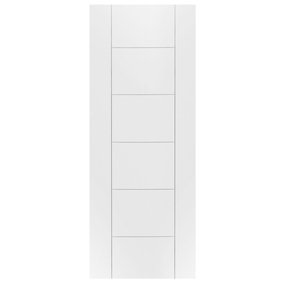36 in. x 84 in. Hamel Primed Solid Core Interior Barn