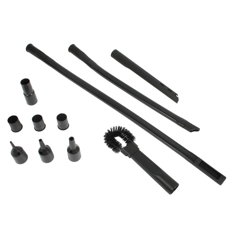 All Things Crevice Universal Accessory Kit for Vacuum Cleaners