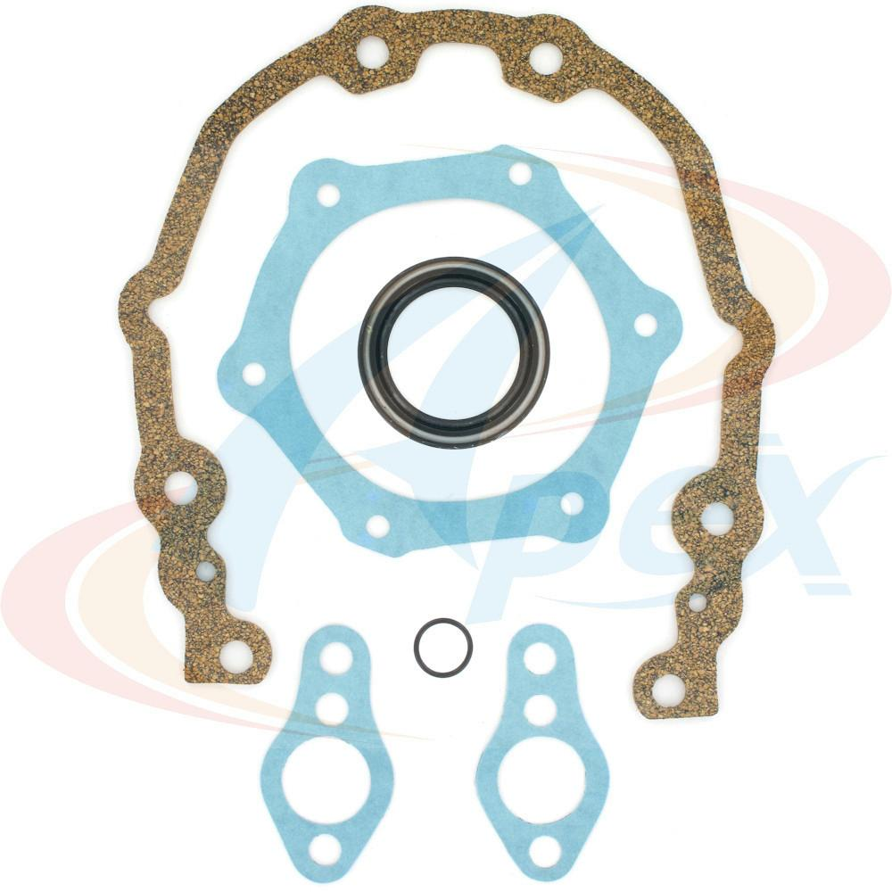 Apex Engine Timing Cover Gasket Set Fits 1996-2002 GMC
