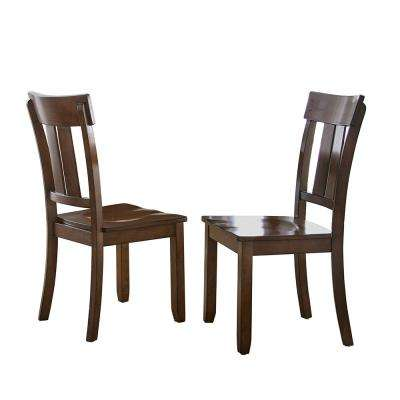 Karlie Brown Side Chair (Set of 2)