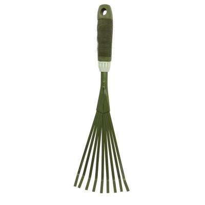 Garden Hand Carbon Steel 9-Teeth Broom