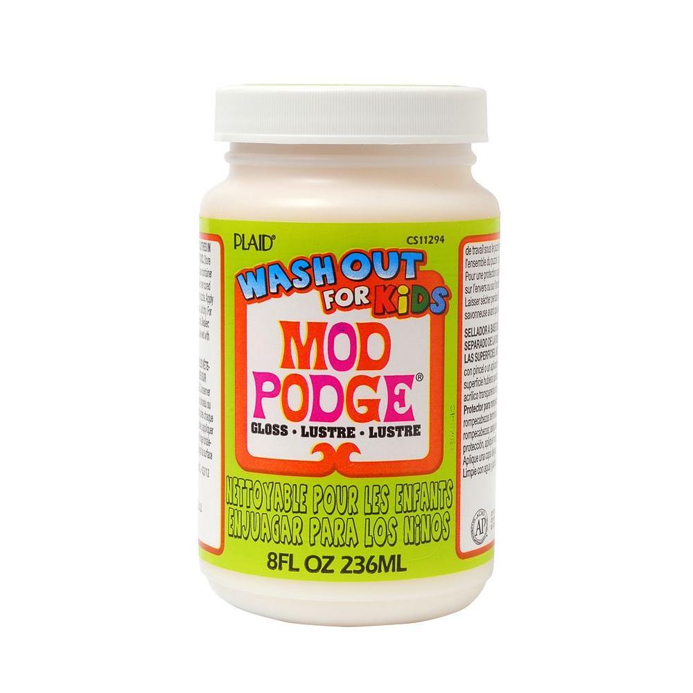 Mod Podge 8 oz. Wash Out for Kids