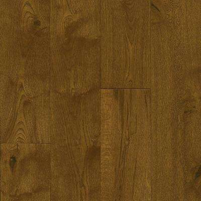 White Oak Golden Sand 1/2 in. Thick x 7-1/2 in. Wide x Varying Length Engineered Hardwood Flooring (25.73 sq. ft. /case)