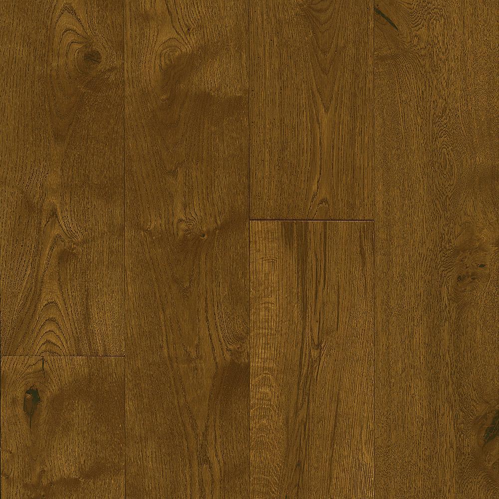 Revolutionary Rustics White Oak Golden Sand 1/2 in T x 7-1/2 in W x Varying L Engineered Hardwood Flooring (25.7 sq.ft.)