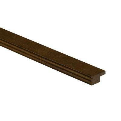 Manganite Assembled 96x1x2 in. Beaded Light Rail Molding