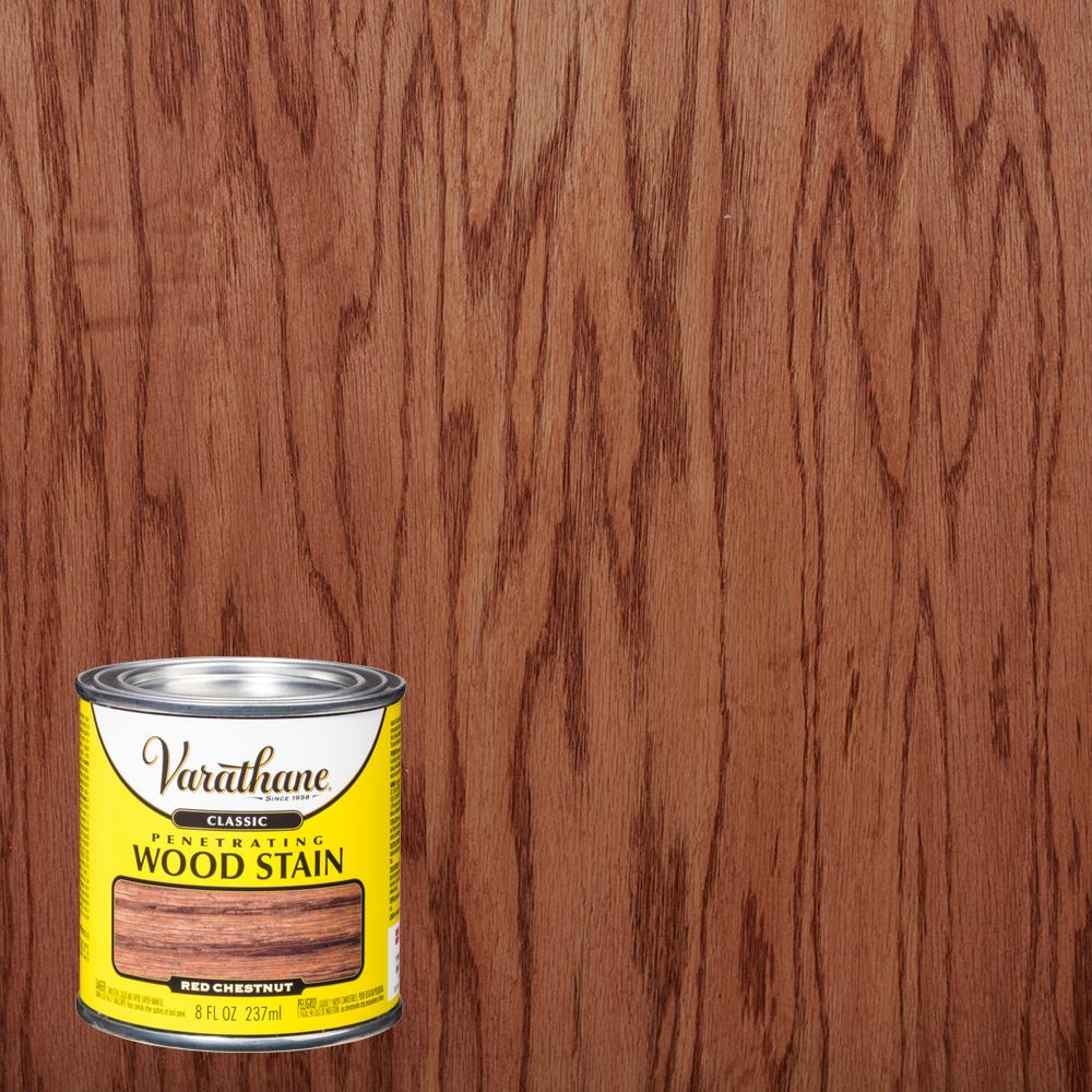Varathane 8 oz. Red Chestnut Classic Wood Interior Stain