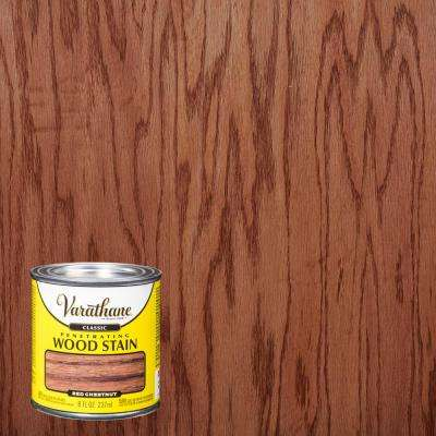 8 oz. Red Chestnut Classic Wood Interior Stain
