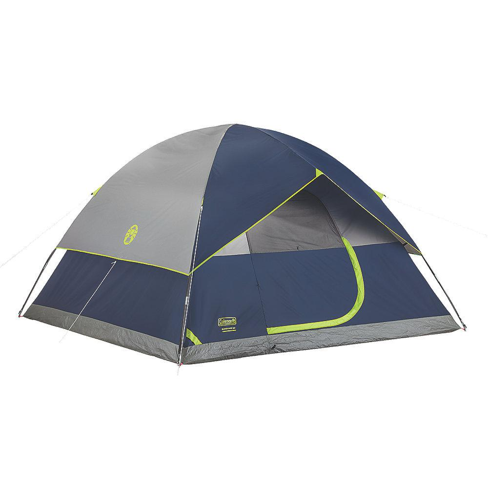 c3ac167d648 Coleman Sundome 10 ft. x 10 ft. 6-Person Dome Tent-2000024583 - The ...