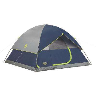 Sundome 10 ft. x 10 ft. 6-Person Dome Tent