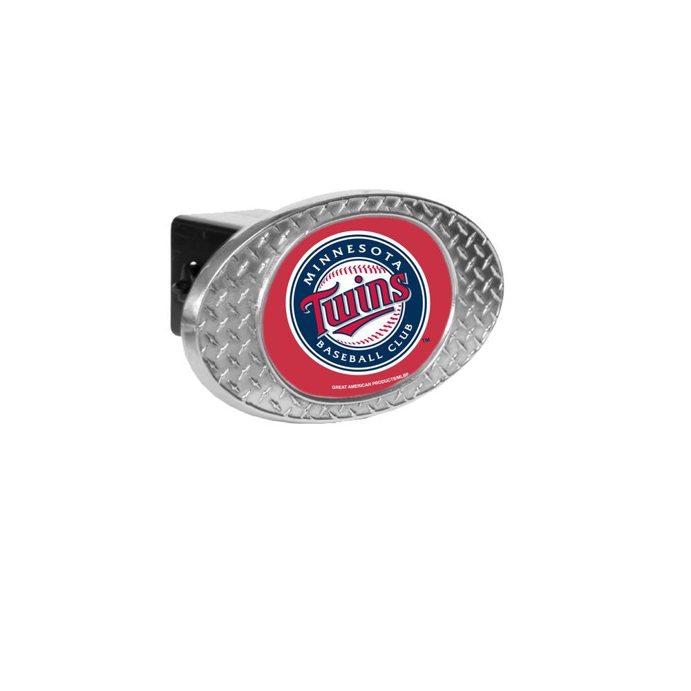 MLB Twins Oval Skid Hitch