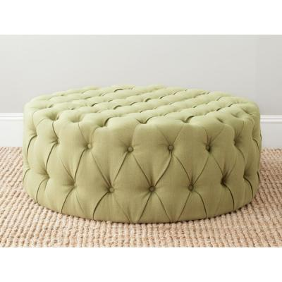 Groovy Green Ottomans Living Room Furniture The Home Depot Forskolin Free Trial Chair Design Images Forskolin Free Trialorg