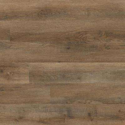 Centennial Heirloom Oak 6 in. x 48 in. Glue Down Luxury Vinyl Plank Flooring (36 sq. ft. / case)