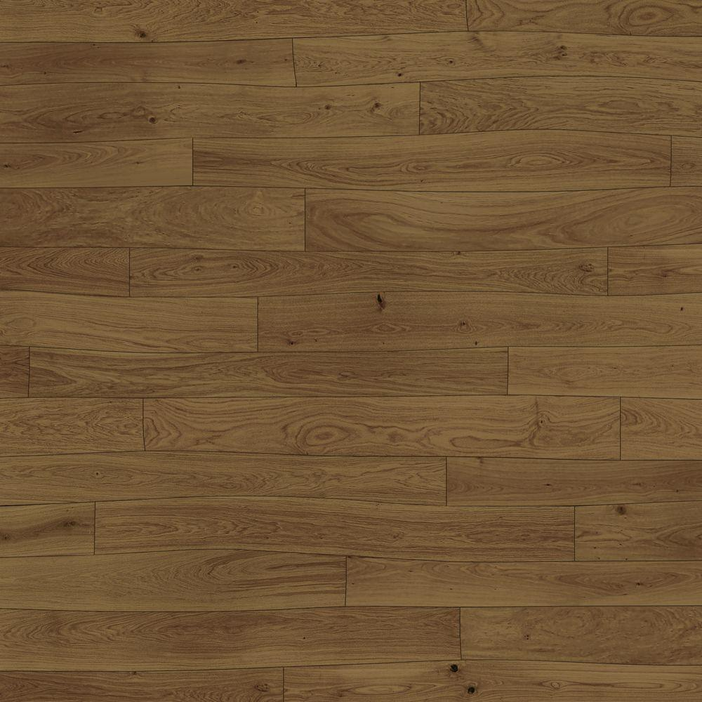 Bolefloor Curv8 Oak Stout 1/2 in. Thick x 8.66 in. Wide x 71.26 in. Length Engineered Hardwood Flooring (30 sq. ft. / case)