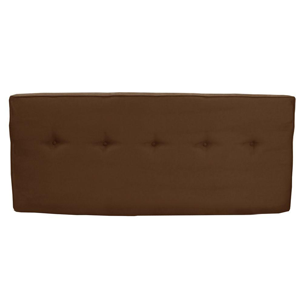 Home Decorators Collection SoHo Chocolate Twin Headboard
