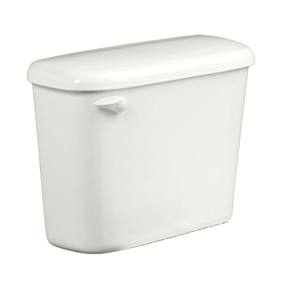 American Standard Colony 1 6 Gpf Single Flush Toilet Tank Only For 10 In Rough In White 4192b004 020 The Home Depot
