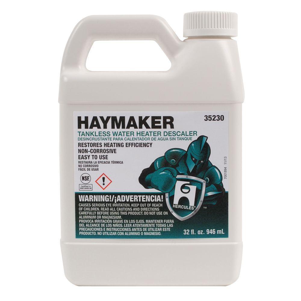 HERCULES Hercules Haymaker Tankless Water Heater Descaler