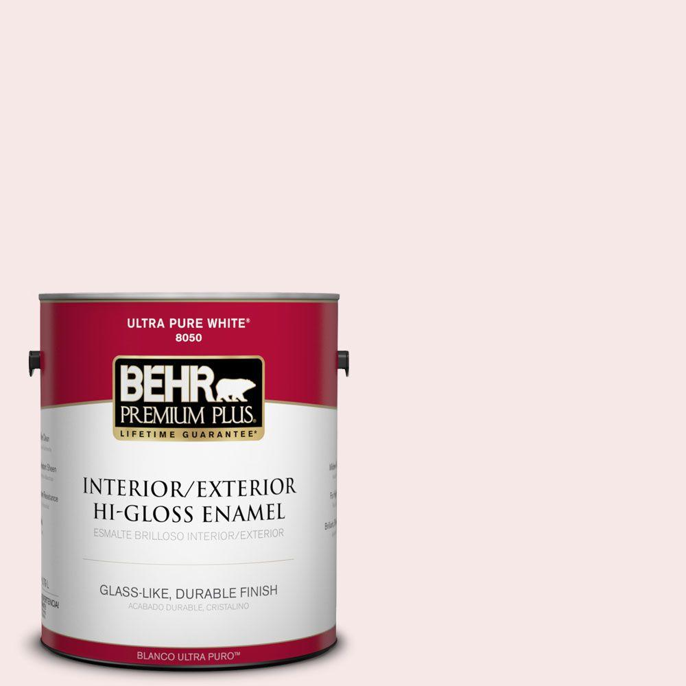 1-gal. #150C-1 Musical Mist Hi-Gloss Enamel Interior/Exterior Paint