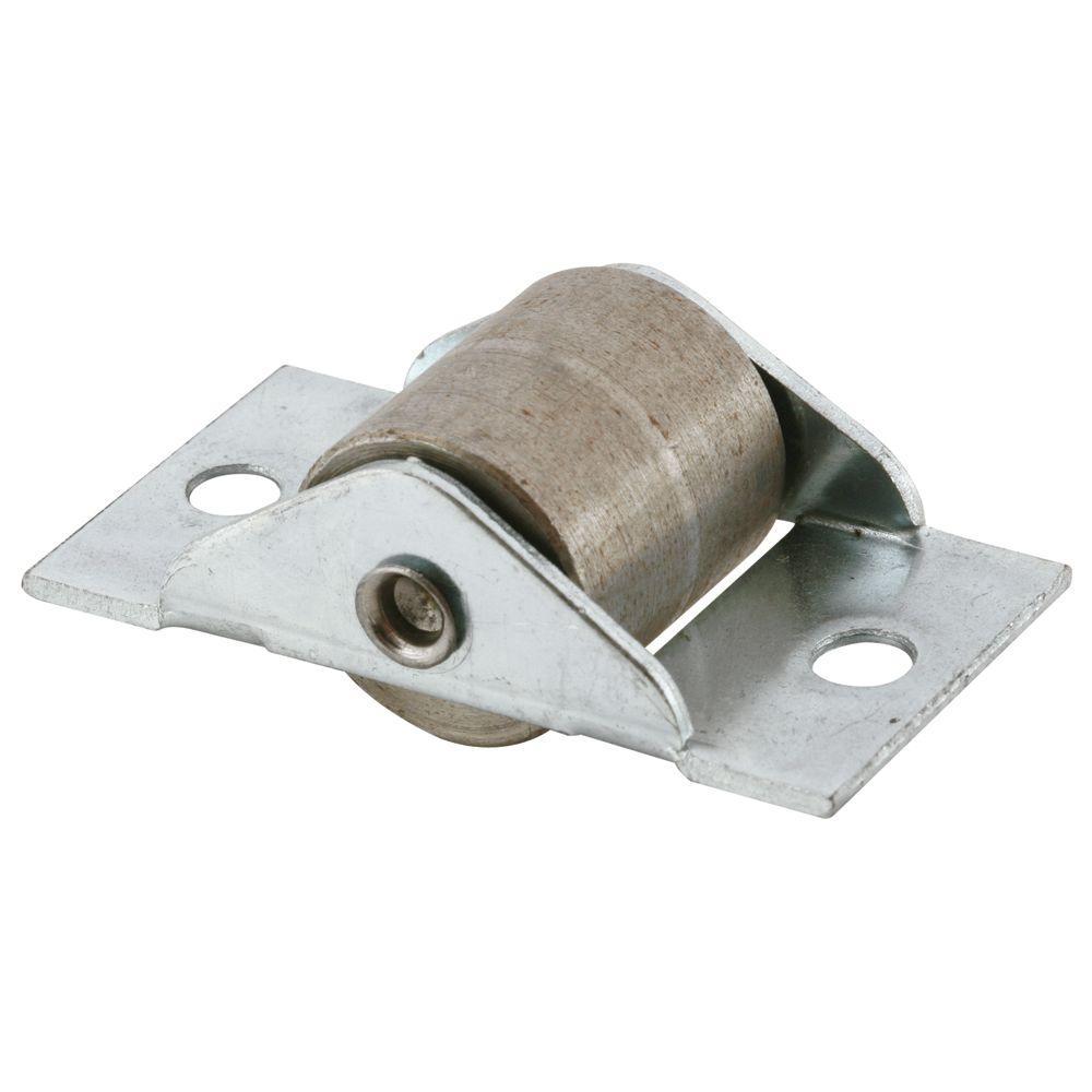 3/4 in.Steel Wheel Closet Door Roller