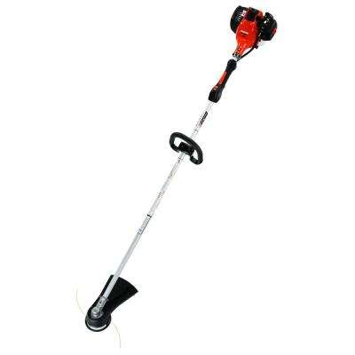 17 in. Straight Shaft Gas Trimmer