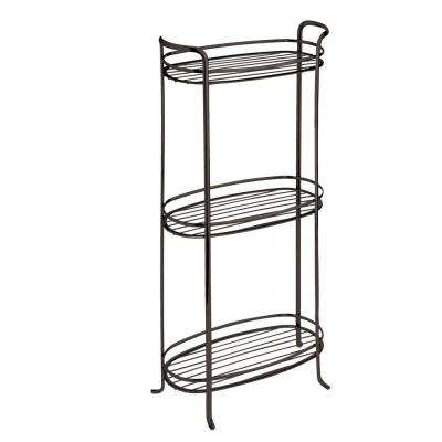 Axis 3-Tier Shelf in Bronze