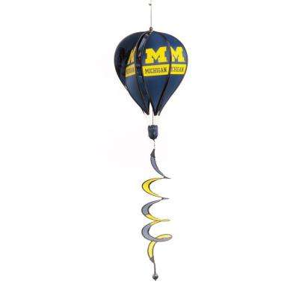 NCAA Michigan Wolverines Hot Air Balloon Spinner