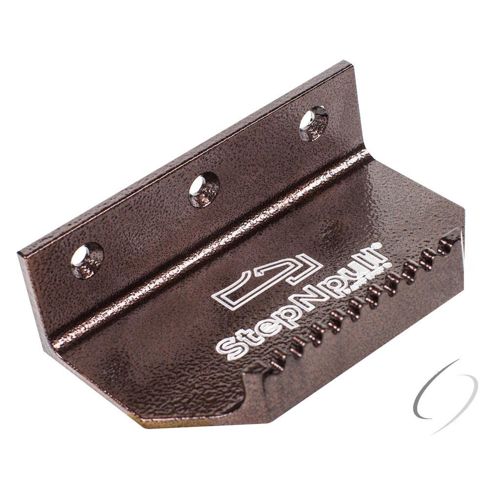 Copper Foot Operated Door Opener