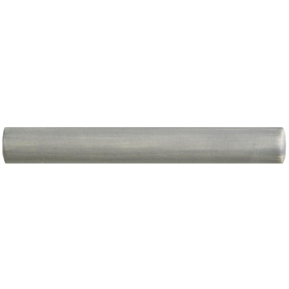 Merola Tile Archivo Grey 5 8 In X 4 3 Ceramic Pencil Listello Wall Trim Wpearclg The Home Depot