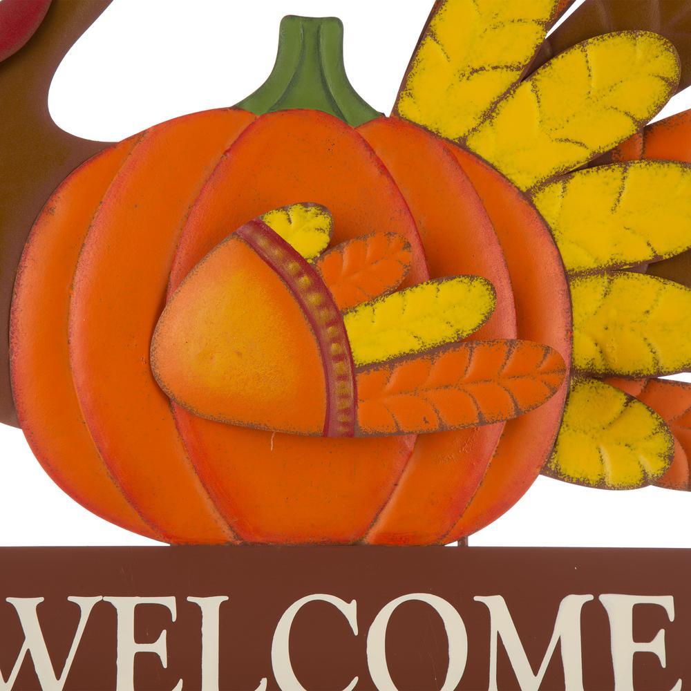 Lulu Home Thanksgiving Turkey Decors, Outdoor Turkey Decorations