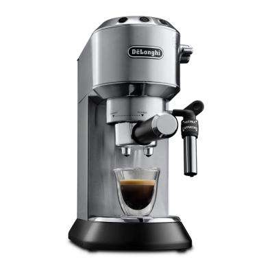 Dedica DeLuxe EC685 15 Bar Slim Espresso and Cappuccino Machine with Premium Cappuccino System