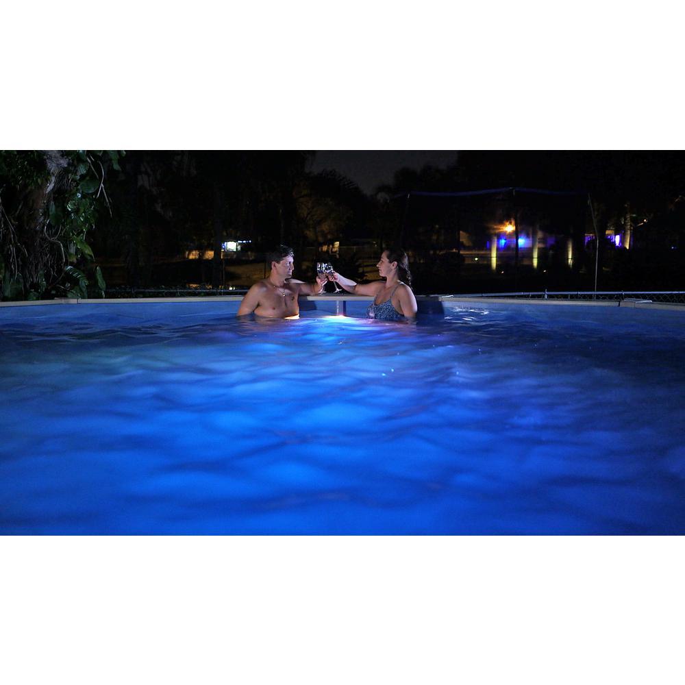NiteLighter Multicolor Underwater Light for Above Ground Pool