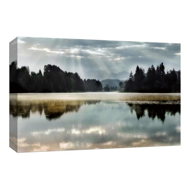 PTM Images 10 in. x 12 in. ''Morning Bliss I'' By