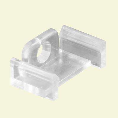 Clear Plastic, Window Grid Retainer Clip (6 Pack)