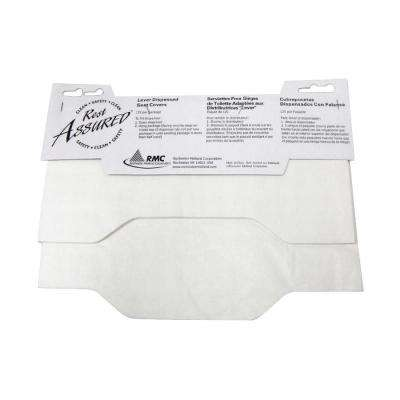 Levered Toilet Seat Covers (125-Pack)