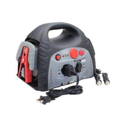 250-Amp Jump Starter/Portable Power Supply