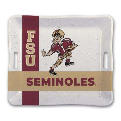 Florida State Melamine Serving Tray