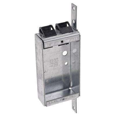 1-Gang 3-3/4 in. x 2 in. Deep Non-Gangable Switch Box (Case of 6)