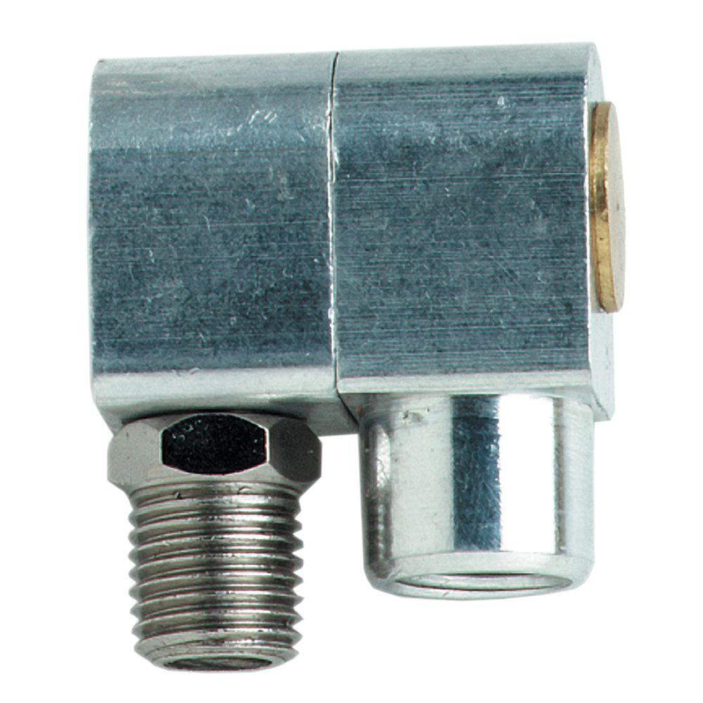 Husky 360-Degree Swivel Plug