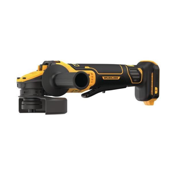 20-Volt MAX Cordless Brushless 4-1/2 to 5 in. Paddle Switch Angle Grinder with FLEXVOLT ADVANTAGE (Tool Only)